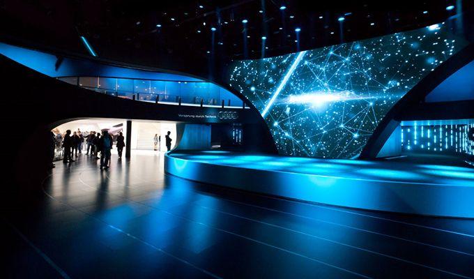 数字展厅设计的优势有哪些?